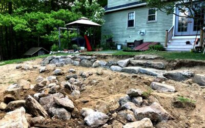 Pond and Sitework