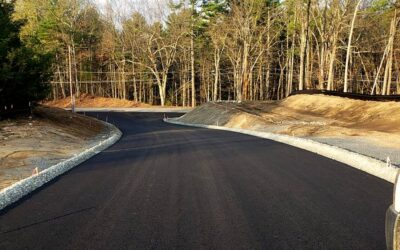 Private Road Construction West Groton